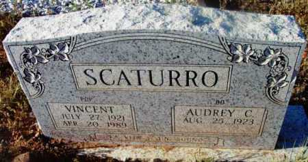 SCATURRO, AUDREY C. - Yavapai County, Arizona | AUDREY C. SCATURRO - Arizona Gravestone Photos