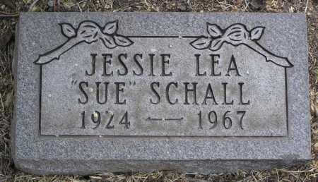 SCHALL, JESSIE LEA (SUE) - Yavapai County, Arizona | JESSIE LEA (SUE) SCHALL - Arizona Gravestone Photos