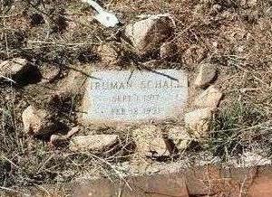 SCHALL, TRUMAN PHILLIP - Yavapai County, Arizona | TRUMAN PHILLIP SCHALL - Arizona Gravestone Photos