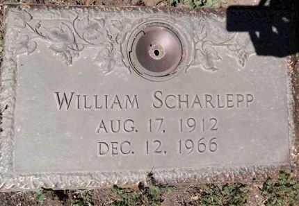 SCHARLEPP, WILLIAM - Yavapai County, Arizona | WILLIAM SCHARLEPP - Arizona Gravestone Photos