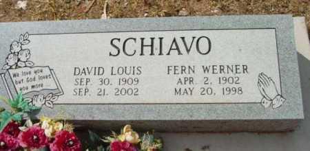 SCHIAVO, DAVID LOUIS - Yavapai County, Arizona   DAVID LOUIS SCHIAVO - Arizona Gravestone Photos