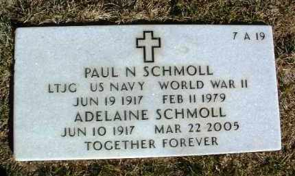 AAS SCHMOLL, ADELAINE - Yavapai County, Arizona | ADELAINE AAS SCHMOLL - Arizona Gravestone Photos