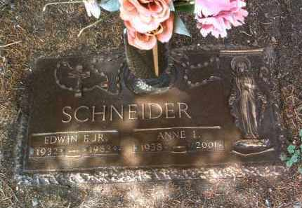 SCHNEIDER, ANNE LOUISE - Yavapai County, Arizona | ANNE LOUISE SCHNEIDER - Arizona Gravestone Photos