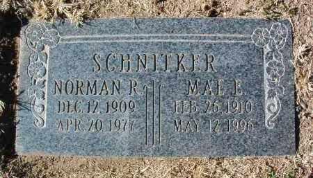 JOHNSON SCHNITKER, M. - Yavapai County, Arizona | M. JOHNSON SCHNITKER - Arizona Gravestone Photos