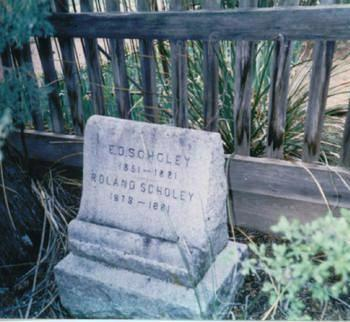 SCHOLEY, ROLAND - Yavapai County, Arizona | ROLAND SCHOLEY - Arizona Gravestone Photos