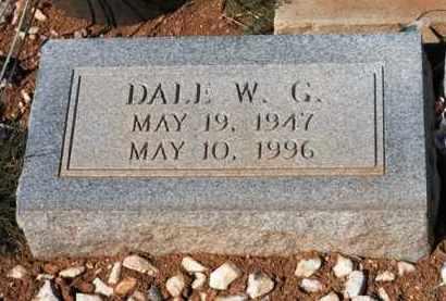SCHOOLFIELD, DALE W. G. - Yavapai County, Arizona | DALE W. G. SCHOOLFIELD - Arizona Gravestone Photos