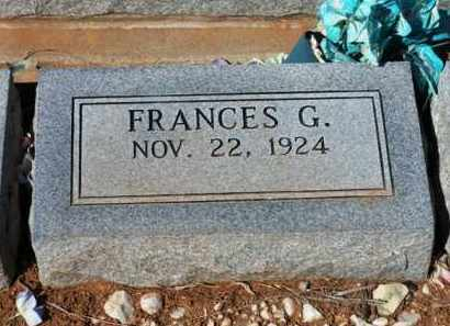 SCHOOLFIELD, FRANCES G. - Yavapai County, Arizona | FRANCES G. SCHOOLFIELD - Arizona Gravestone Photos
