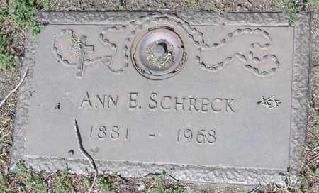 SCHRECK, ANN E. - Yavapai County, Arizona | ANN E. SCHRECK - Arizona Gravestone Photos