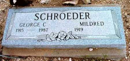 ELIAS SCHROEDER, MILDRED - Yavapai County, Arizona | MILDRED ELIAS SCHROEDER - Arizona Gravestone Photos