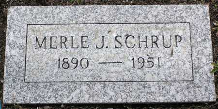 SCHRUP, MURLE JANE - Yavapai County, Arizona | MURLE JANE SCHRUP - Arizona Gravestone Photos