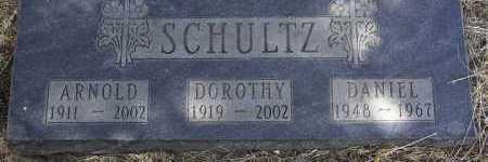 SCHULTZ, DOROTHY ELEANOR - Yavapai County, Arizona | DOROTHY ELEANOR SCHULTZ - Arizona Gravestone Photos
