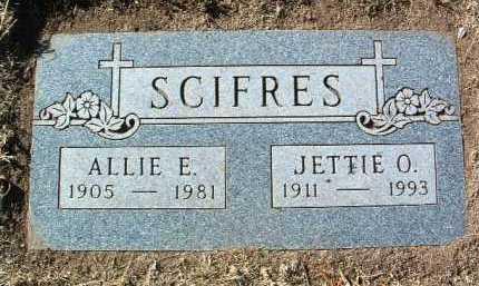 SMITH SCIFRES, JETTIE OREE - Yavapai County, Arizona   JETTIE OREE SMITH SCIFRES - Arizona Gravestone Photos