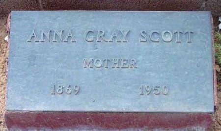 SCOTT, ANNA BEATRICE - Yavapai County, Arizona | ANNA BEATRICE SCOTT - Arizona Gravestone Photos
