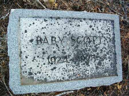 SCOTT, EDWIN HERBERT JR. - Yavapai County, Arizona | EDWIN HERBERT JR. SCOTT - Arizona Gravestone Photos