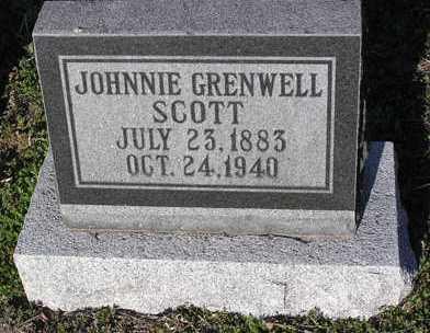 SCOTT, JOHN GRENWELL - Yavapai County, Arizona | JOHN GRENWELL SCOTT - Arizona Gravestone Photos