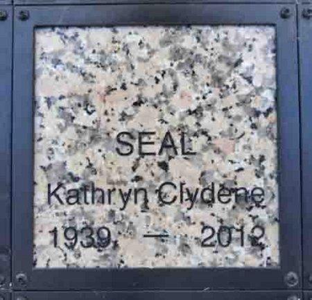 WARD SEAL, KATHERINE C. - Yavapai County, Arizona | KATHERINE C. WARD SEAL - Arizona Gravestone Photos