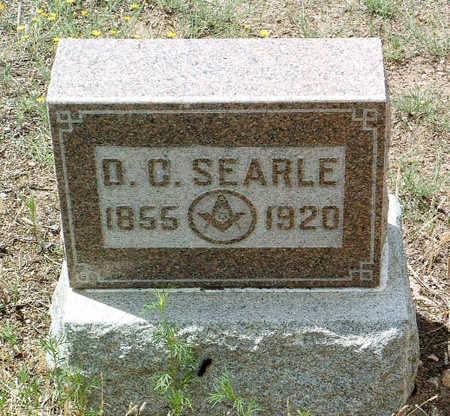 SEARLE, DANIEL C. - Yavapai County, Arizona | DANIEL C. SEARLE - Arizona Gravestone Photos