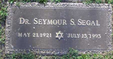 SEGAL, SEYMOUR S. (DR.) - Yavapai County, Arizona | SEYMOUR S. (DR.) SEGAL - Arizona Gravestone Photos