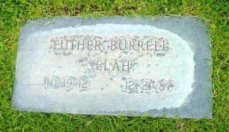 BURRELL, LUTHER A. - Yavapai County, Arizona | LUTHER A. BURRELL - Arizona Gravestone Photos