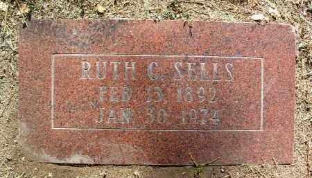 SELLS, RUTH C. - Yavapai County, Arizona | RUTH C. SELLS - Arizona Gravestone Photos