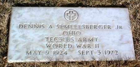 SEMELESBERGER, DENNIS A., JR. - Yavapai County, Arizona | DENNIS A., JR. SEMELESBERGER - Arizona Gravestone Photos
