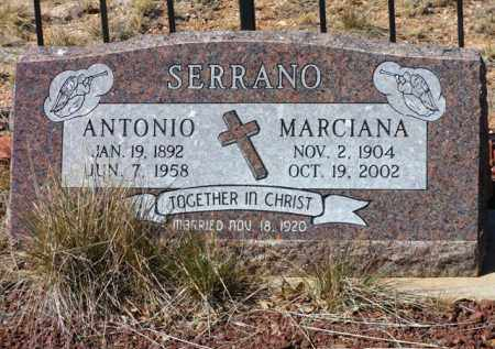 GUTIERREZ SERRANO, M. - Yavapai County, Arizona   M. GUTIERREZ SERRANO - Arizona Gravestone Photos