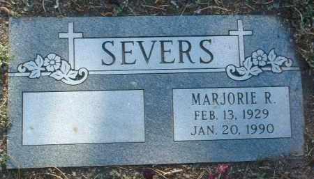 SEVERS, MARJORIE R. - Yavapai County, Arizona   MARJORIE R. SEVERS - Arizona Gravestone Photos