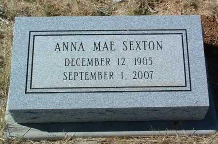 SEXTON, ANNA MAE - Yavapai County, Arizona | ANNA MAE SEXTON - Arizona Gravestone Photos