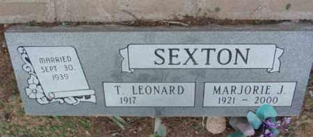 HARLAN SEXTON, MARJORIE - Yavapai County, Arizona | MARJORIE HARLAN SEXTON - Arizona Gravestone Photos