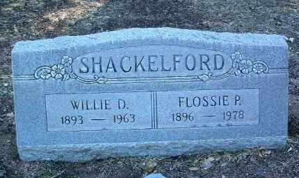 KIMMEL SHACKELFORD, FLOSSIE PEARL - Yavapai County, Arizona   FLOSSIE PEARL KIMMEL SHACKELFORD - Arizona Gravestone Photos