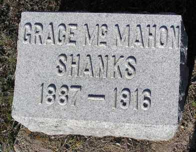 MCMAHON SHANKS, GRACE - Yavapai County, Arizona | GRACE MCMAHON SHANKS - Arizona Gravestone Photos