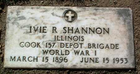 SHANNON, IVIE R. - Yavapai County, Arizona | IVIE R. SHANNON - Arizona Gravestone Photos