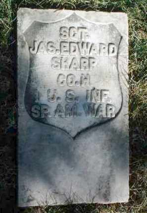 SHARP, JAMES EDWARD - Yavapai County, Arizona | JAMES EDWARD SHARP - Arizona Gravestone Photos