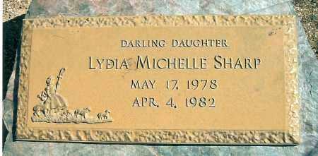 SHARP, LYDIA MICHELLE - Yavapai County, Arizona | LYDIA MICHELLE SHARP - Arizona Gravestone Photos