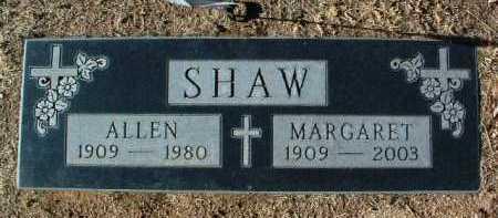 SHAW, ALLEN NEWTON - Yavapai County, Arizona   ALLEN NEWTON SHAW - Arizona Gravestone Photos