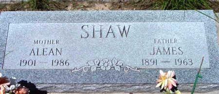 SHAW, JAMES - Yavapai County, Arizona | JAMES SHAW - Arizona Gravestone Photos