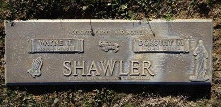 DUNCAN SHAWLER, D. M. - Yavapai County, Arizona | D. M. DUNCAN SHAWLER - Arizona Gravestone Photos