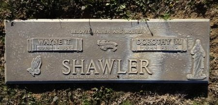 SHAWLER, WAYNE THOMAS - Yavapai County, Arizona   WAYNE THOMAS SHAWLER - Arizona Gravestone Photos