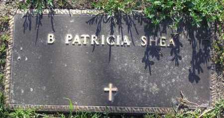 SHEA, B. PATRICIA - Yavapai County, Arizona | B. PATRICIA SHEA - Arizona Gravestone Photos