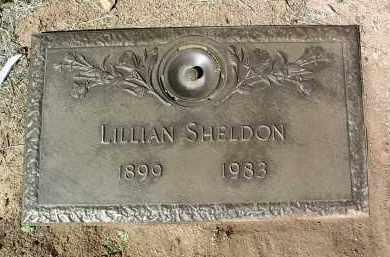 NEELY SHELDON, LILLIAN M. - Yavapai County, Arizona   LILLIAN M. NEELY SHELDON - Arizona Gravestone Photos