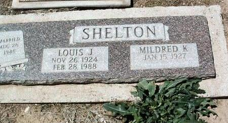 SHELDON, MILDRED K. - Yavapai County, Arizona | MILDRED K. SHELDON - Arizona Gravestone Photos