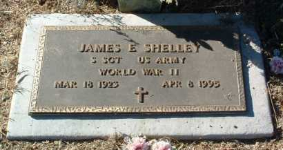 SHELLEY, JAMES E. - Yavapai County, Arizona | JAMES E. SHELLEY - Arizona Gravestone Photos
