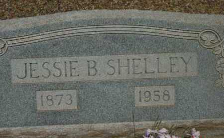 SHELLEY, JESSIE BELLE - Yavapai County, Arizona | JESSIE BELLE SHELLEY - Arizona Gravestone Photos