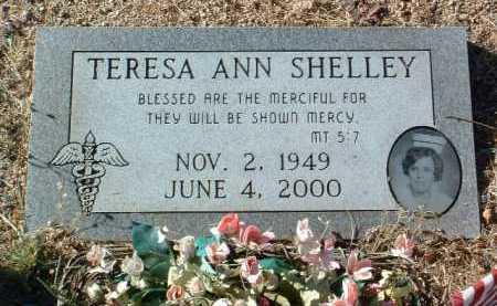 SHELLEY, TERESA ANN - Yavapai County, Arizona   TERESA ANN SHELLEY - Arizona Gravestone Photos