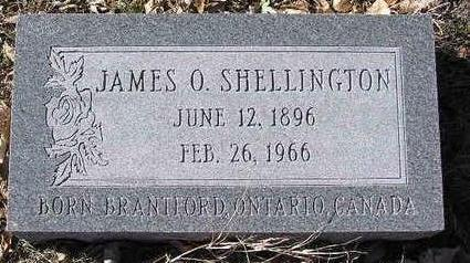 SHELLINGTON, JAMES O. - Yavapai County, Arizona | JAMES O. SHELLINGTON - Arizona Gravestone Photos