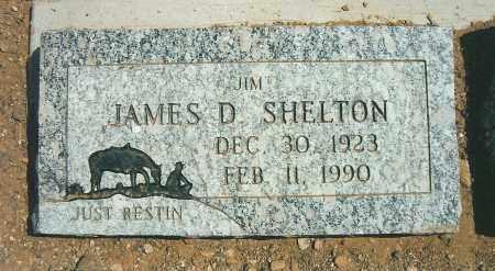 SHELTON, JAMES D. - Yavapai County, Arizona | JAMES D. SHELTON - Arizona Gravestone Photos