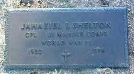 SHELTON, JAHAZIEL LOVE - Yavapai County, Arizona   JAHAZIEL LOVE SHELTON - Arizona Gravestone Photos