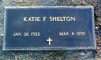 HERZFELD SHELTON, KATIE FREIDA - Yavapai County, Arizona | KATIE FREIDA HERZFELD SHELTON - Arizona Gravestone Photos