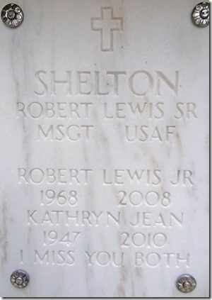 SHELTON, ROBERT LEWIS, JR. - Yavapai County, Arizona   ROBERT LEWIS, JR. SHELTON - Arizona Gravestone Photos