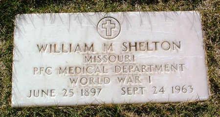 SHELTON, WILLIAM MCKINLEY - Yavapai County, Arizona   WILLIAM MCKINLEY SHELTON - Arizona Gravestone Photos